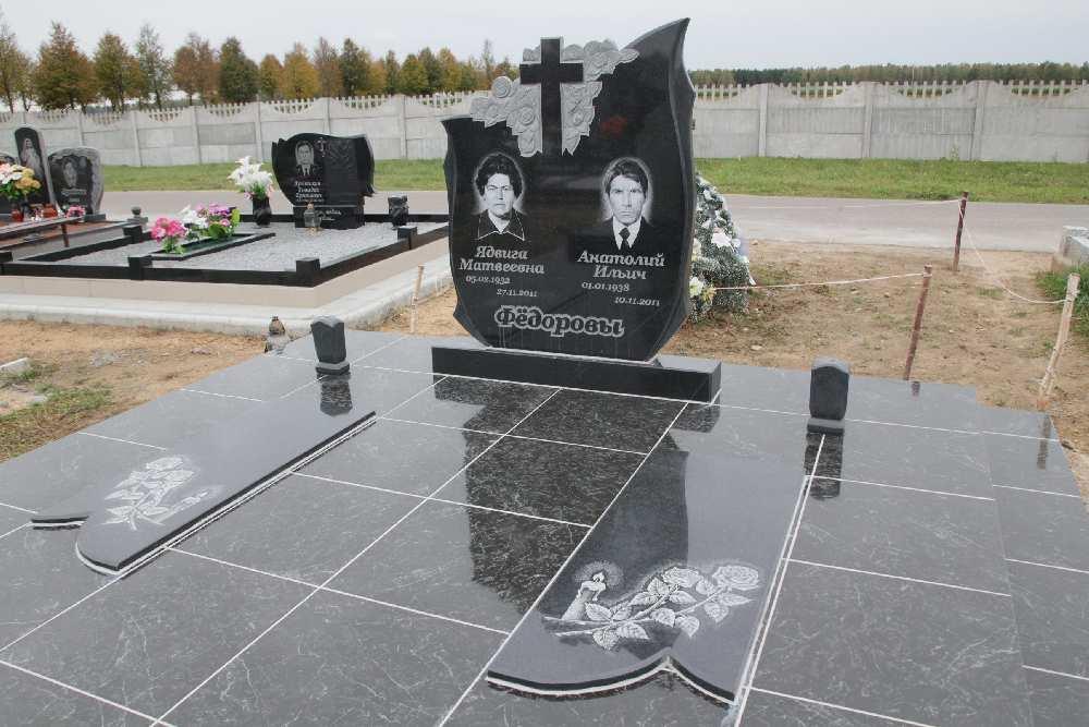 Памятники из гранита в минске лиде изготовление памятников оградок барнаул