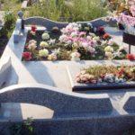 Ограда на могилу 24