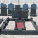 Ограда на могилу 28