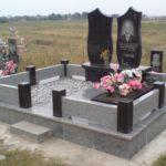Ограда на могилу 30