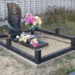 Ограда на могилу 31