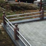 Ограда на могилу 36